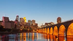 St Paul, Minneapolis