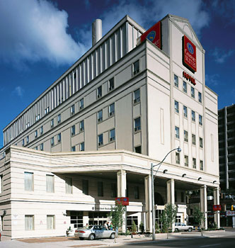 Hilton Garden Inn Toronto City Centre